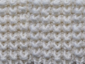Мастер-класс по вязанию спицами узора «Сова»