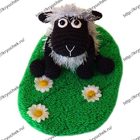 как связать овечку своими руками