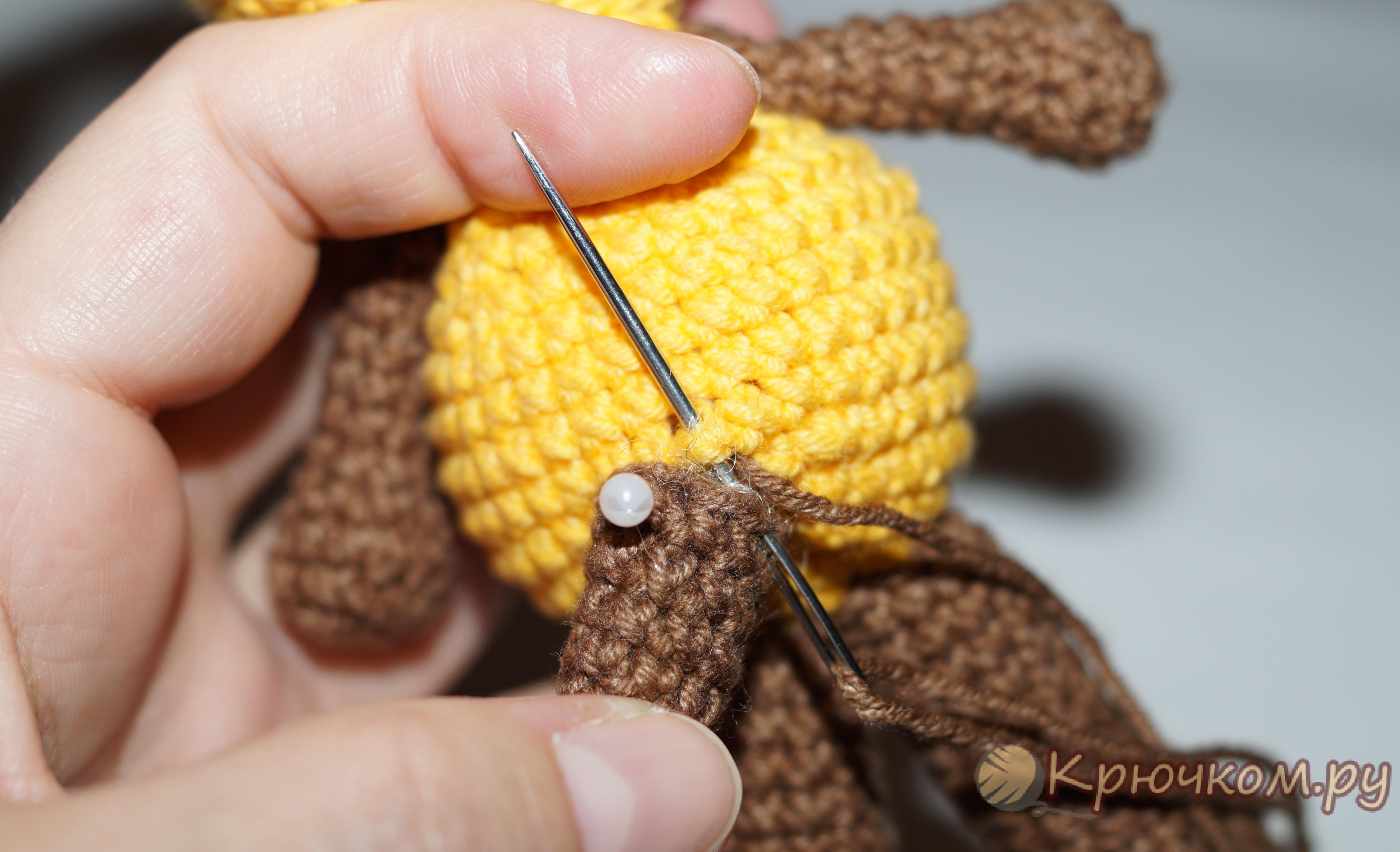 Как сшивать детали амигуруми (видео и фото мастер-класс)