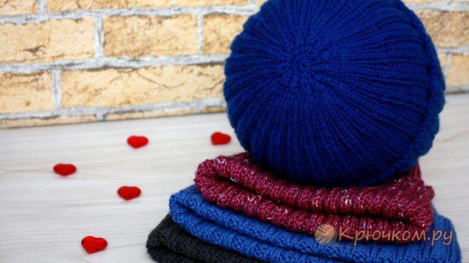 Вязаная шапка 111 отличных схем вязания Жми!