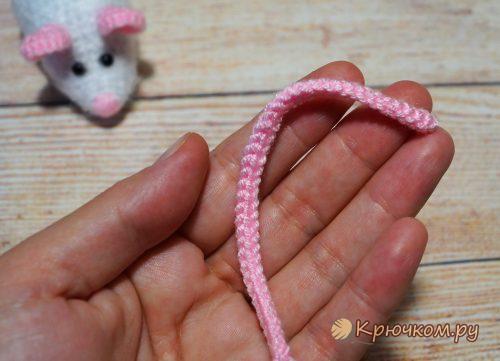 Мышка Сюзи крючком