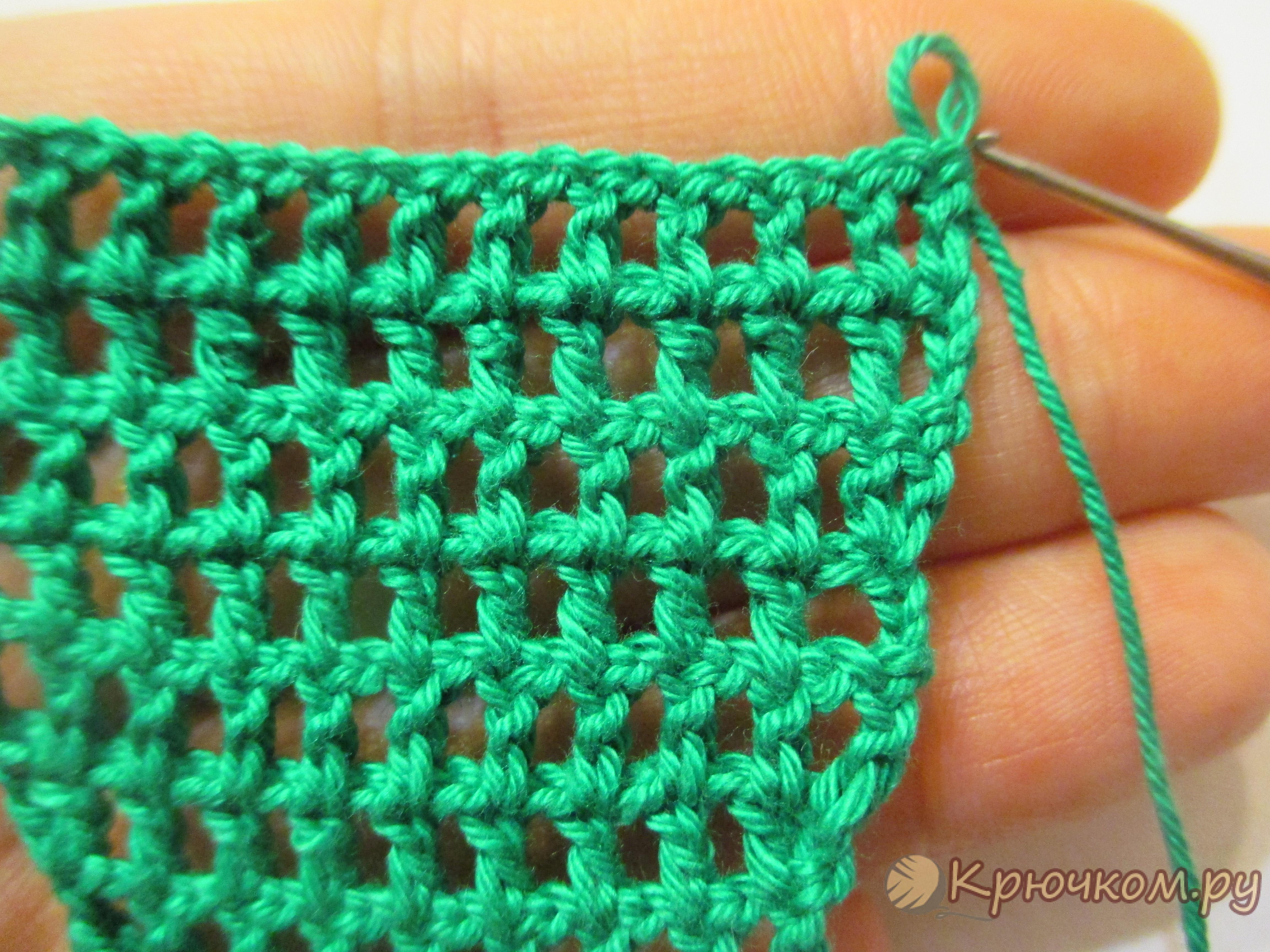 Основные виды петель вязание крючком для начинающих 5