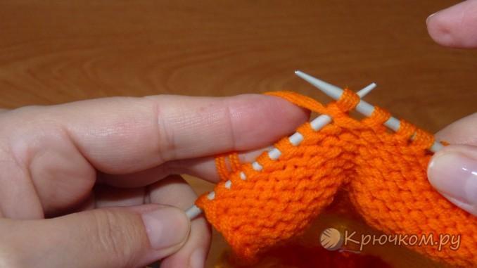 Вязание носков крючком видео-уроки 62