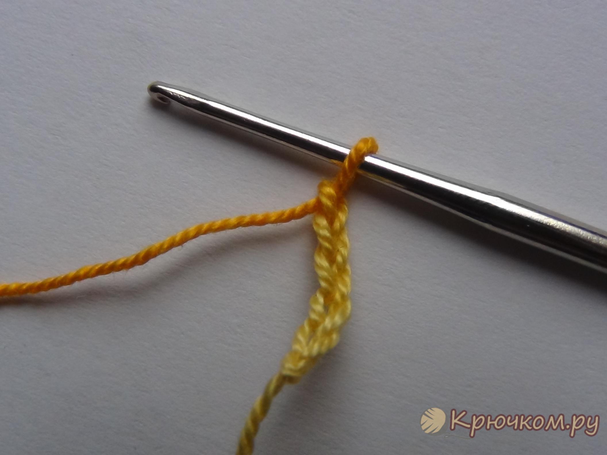 Вязаные пуговицы своими руками крючком