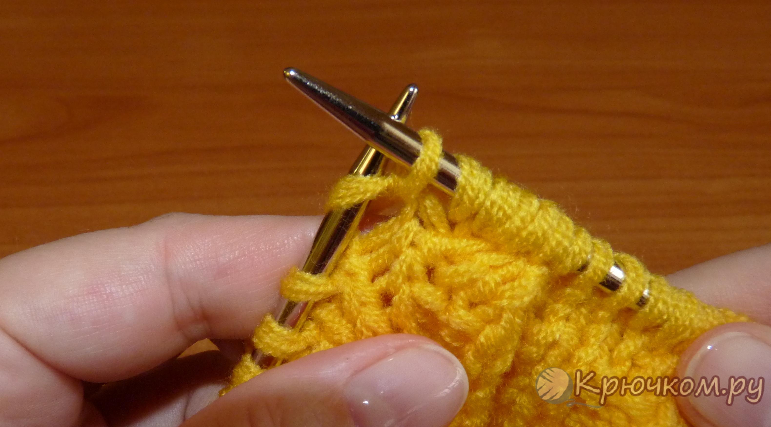 Вязание на спицах: мастер -классы для начинающих и профессионалов на 83